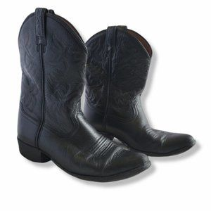 Ariat Black Youth Cowboy boots